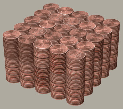 how to turn a penny into a million dollars